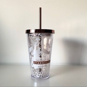 Starbucks Tumbler The 1st Store From Pike Place